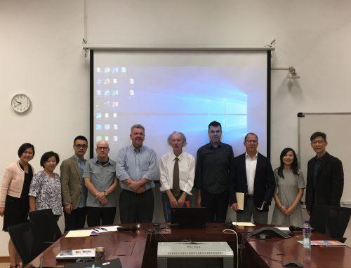 澳門研究中心活動: 《當代亞洲》專題討論會